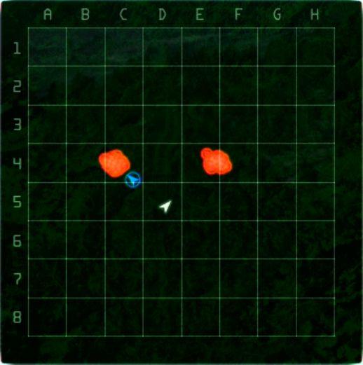 対空攻撃車両部隊撃破 Map.jpg